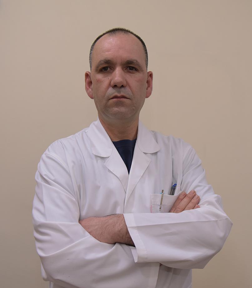 Dr. Markelian Koci