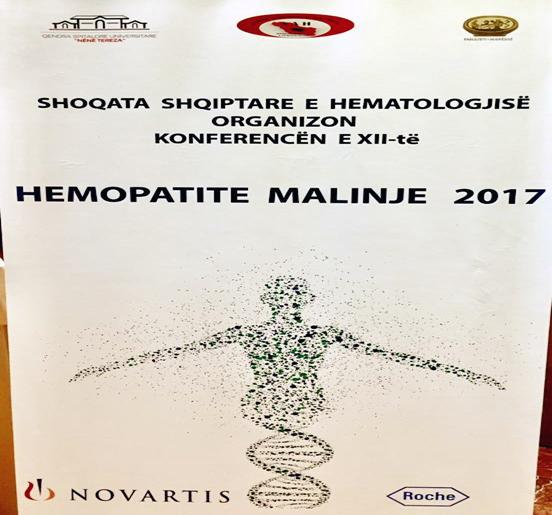 Konferenca e XII-të Hemopatitë Malinje