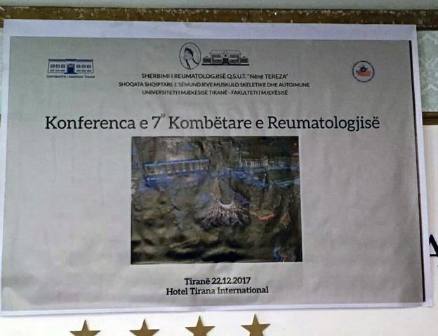 Konferenca E VII-të Kombëtare e Reumatologjisë
