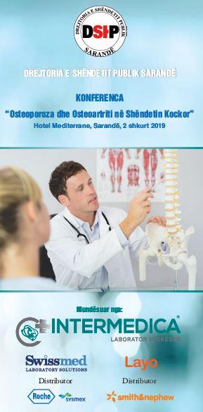 Osteoporoza dhe Osteoartriti në Shëndetin Kockor