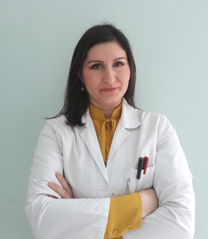 Dr. Armela Priftaj