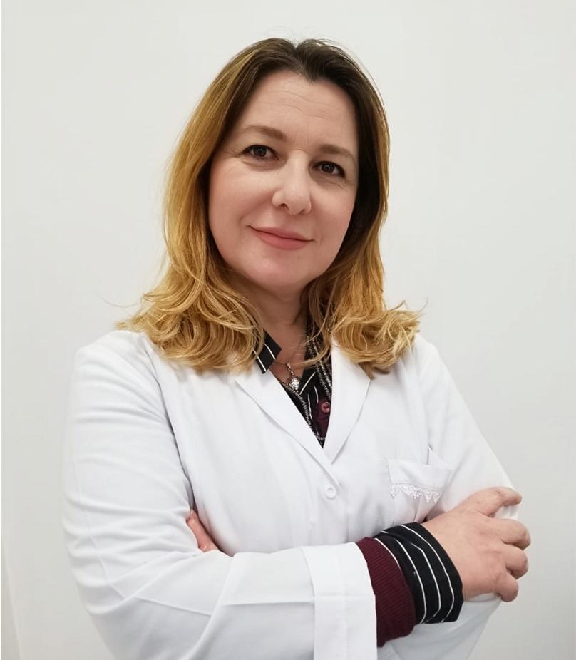 Dr. Blegina Arapi