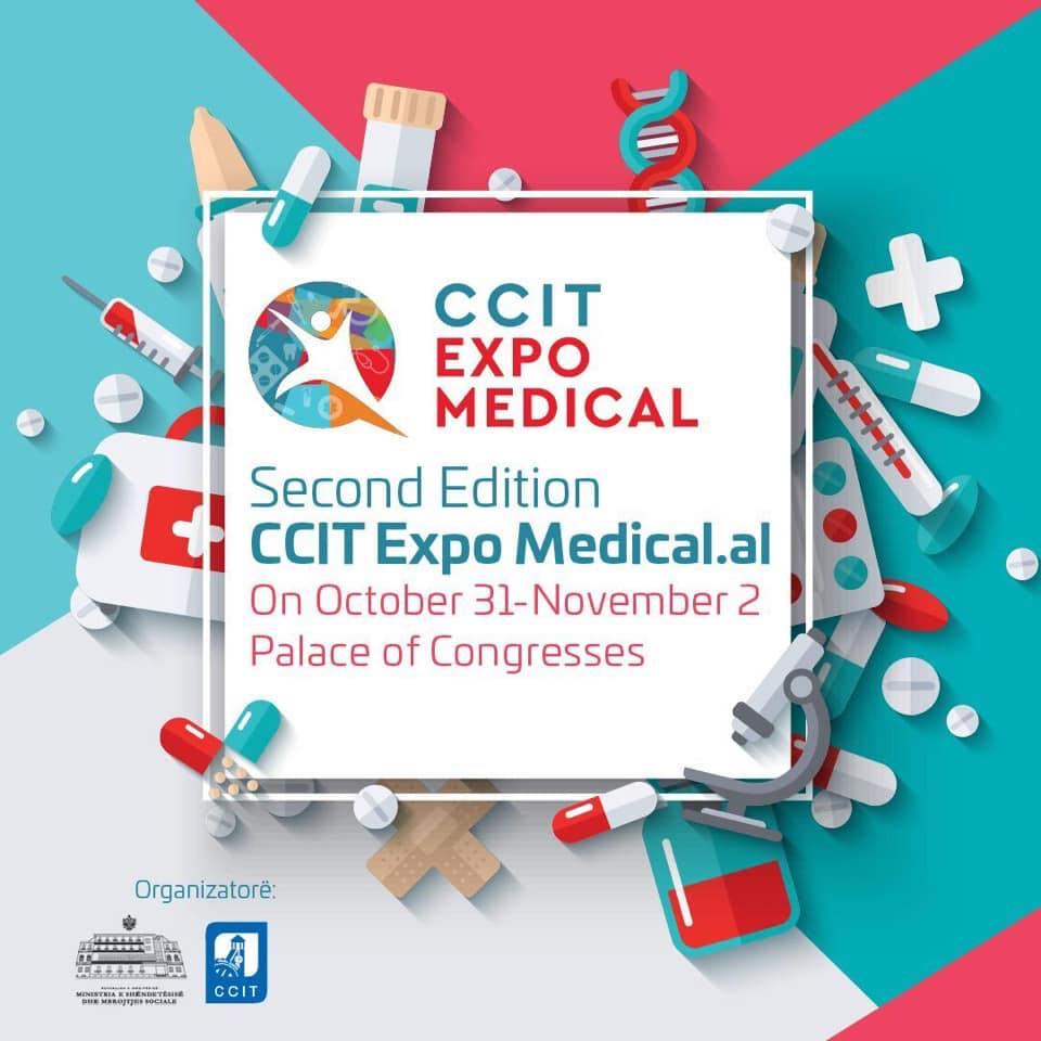Edicioni i dytë CCIT Expo Medical