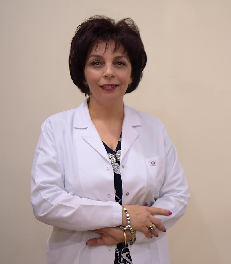 As. Prof. Anila Mitre